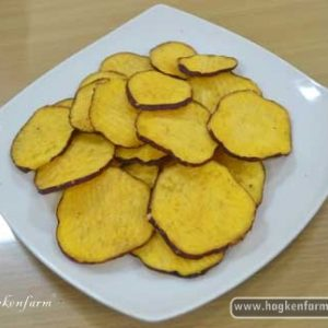 Fried Sweet Potato Chip