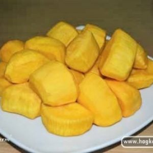 Frozen Fried Sweet Potato Drum Cut (Ase Putih)